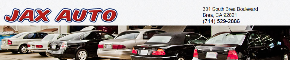 Jax Auto Repair - Servicing Brea and the surrounding area since 1985